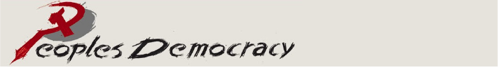 Peoples Democracy