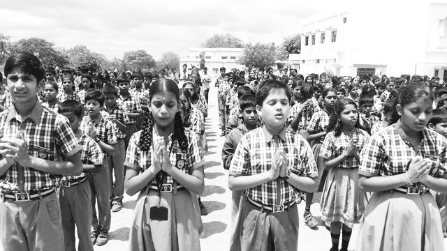 On Recitation of Hindu Religious Shlokas in Govt Schools | Peoples